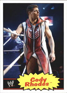 2012-Topps-Heritage-WWE-13-Cody-Rhodes