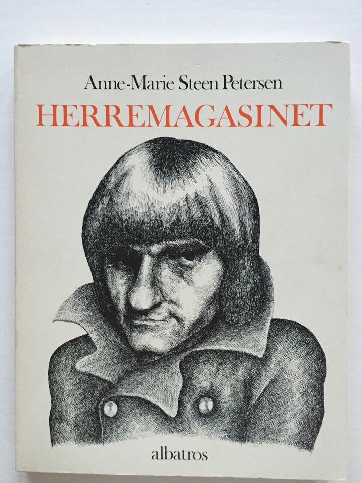 Herremagasinet , Anne-Marie Steen Petersen, emne: kunst