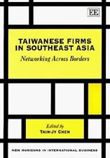Taiwanese Firms in Southeast Asia: Networking Across Borders (New-ExLibrary