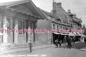 LI-189-Public-Library-Stamford-Lincolnshire-6x4-Photo