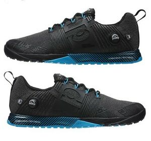 NEW-Reebok-CrossFit-Nano-Pump-Fusion-men-shoe-V67642-cross-trainer-black-11-12
