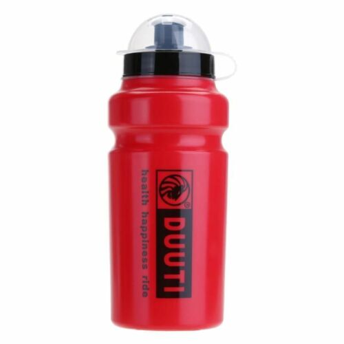 500ML Bike Bottle Bicycle Water Bottle Plastic Portable Outdoor Sports Cycling