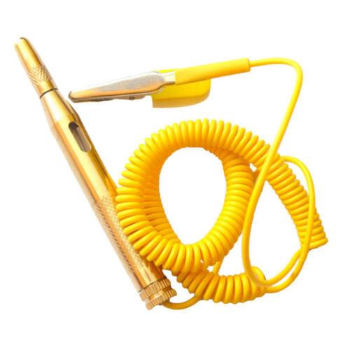 1X 6-12-24V Automotive Voltage Tester Pen Car Lights Lamp Test Electrical