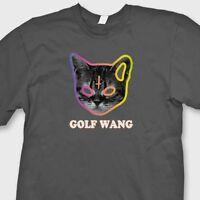 Golf Wang Cat T-Shirt OFWGKTA Tyler the Creator Odd Future Wolf Gang Tee Shirt