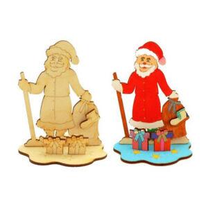Kreativ Set Fur Kinder Nikolaus Zu Weihnachten Malen Verschenken