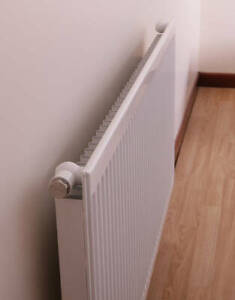 Quinn Central Heating Radiator 500 x 600mm SC11 Single Q11506RT