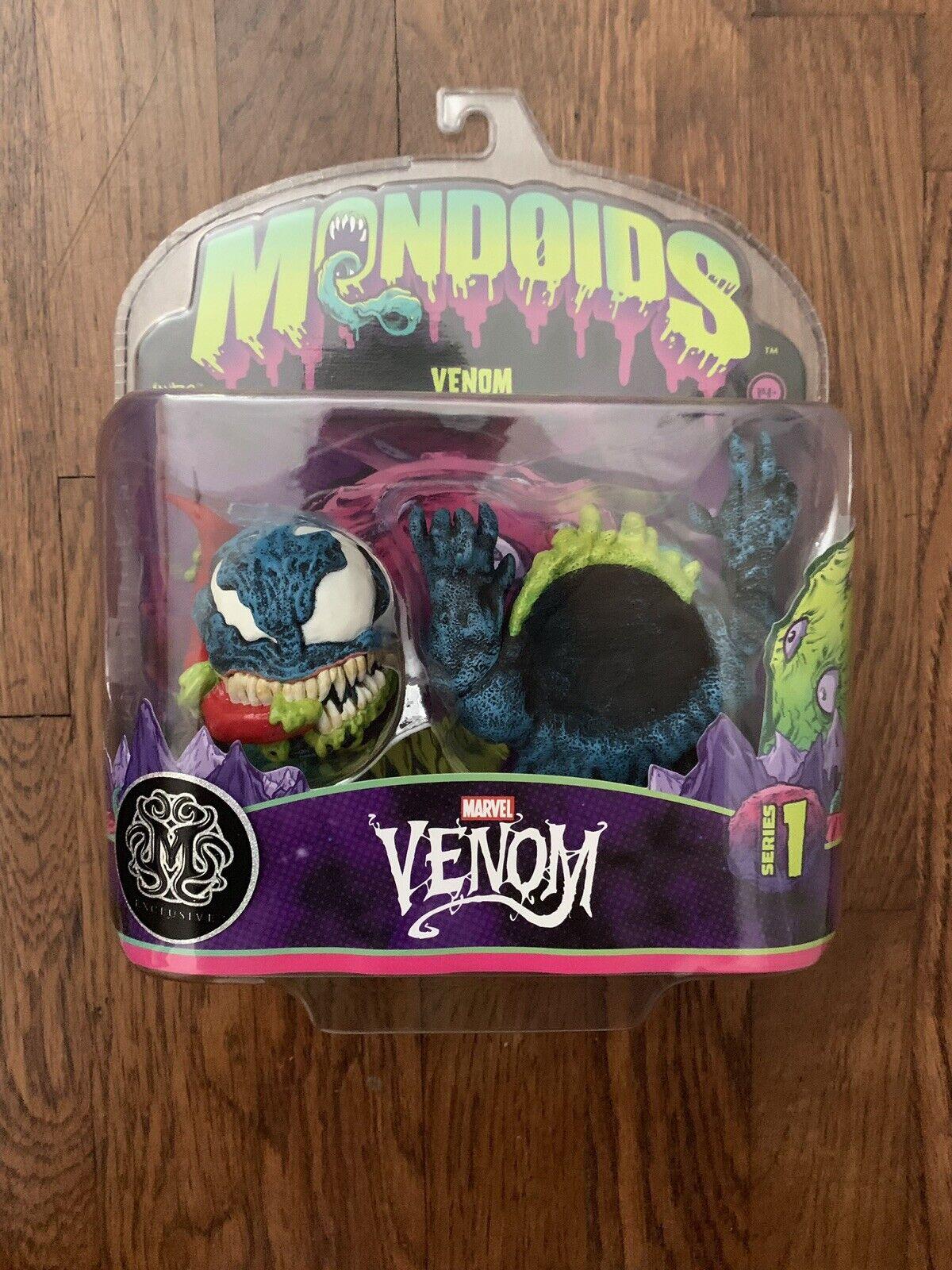SDCC 2019 Mondo Blau Venom Mondoids Vinyl Figure  Exclusive Mondoid