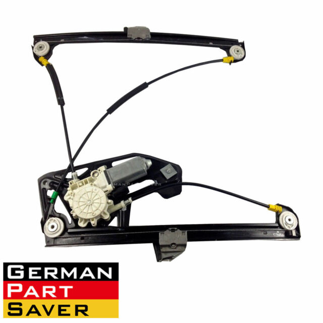 BMW 7 Series E38 Front Left Window Regulator WITHOUT Motor 51338205633