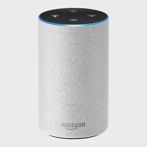 Amazon-Echo-New-2nd-Generation-Sandstone-Fabric-Alexa-Smart-Home-Automation