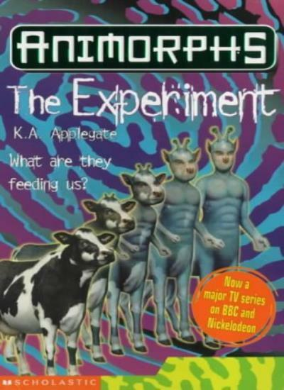 The Experiment (Animorphs),Katherine Applegate