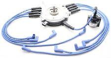 Optispark Ii Distributor Blue 85mm Spark Plug Wires Coil 96 97 Camaro Firebird Fits Pontiac