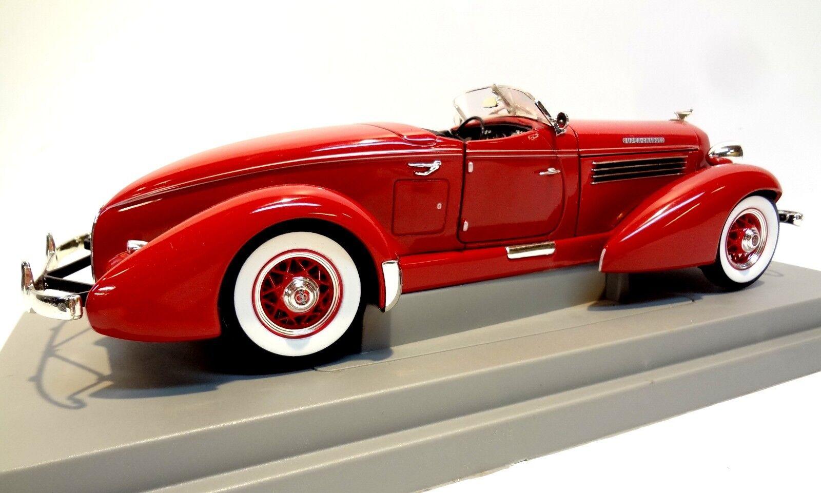 1935 auburn 851 speedster ertl 1 18th skala druckguss amerikanische power - sammlung