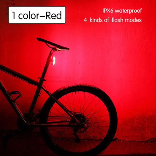 Fahrradlicht LED USB Aufladbar Fahrrad Scheinwerfer Rücklicht Fahrradlampe