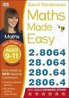 Maths Made Easy Decimals Ages 9-11 Key Stage 2: Ages 9-10, Key Stage 2 by Carol Vorderman (Paperback, 2014)