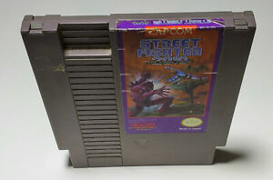 Street Fighter 2010: The Final Fight 3 Screw (Nintendo NES 1990) Cart Only