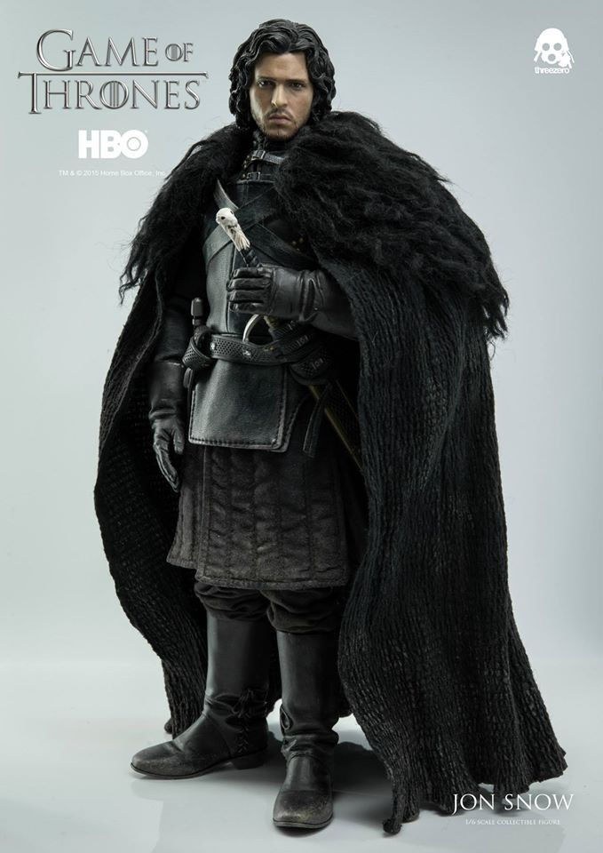 a la venta GAME GAME GAME OF THRONES ACTION FIGURE 29 CM JON SNOW 16 TRONO DI SPADE TV STATUA 1  Entrega gratuita y rápida disponible.