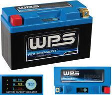 NEW WPS Lithium Battery 150 CCA Featherweight Light Waterproof HJTZ7S-FP-IL