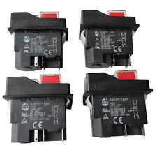 Kedu Kjd17 Electromagnetic Switches Pushbutton Switch For Garden Tools 120v 220v