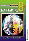 New National Framework Mathematics 8+ Pupil's Book by M. J. Tipler (Paperback, 2003)