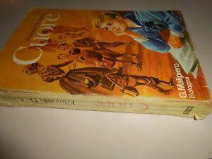 libro : CUORE - EDMONDO DE AMICIS - G.MALIPIERO