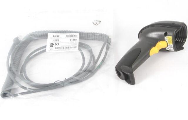 Symbol Motorola DS6707-SR20007ZZ 1D 2D Barcode POS Scanner USB CABLE