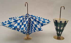 50er-Years-Ceramics-Umbrella-salzstangenhalter-Napkin-Holder-Umbrella-50s