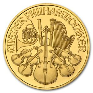 1995-Austria-1-oz-Gold-Philharmonic-BU-SKU-74667