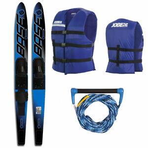 BASE-SPORTS-Vapor-Package-67-034-blue-Wasserski-Wasserlaeufer-Paarski-Ski-Wasserspor