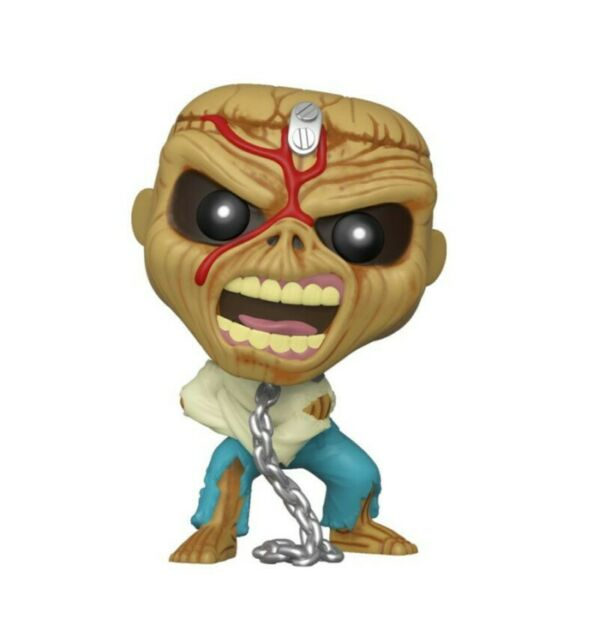Funko POP! 4eme Album Piece of Mind Eddie