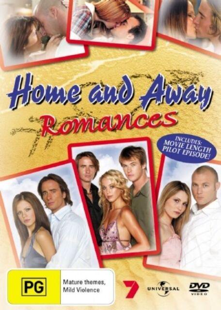 Home And Away - Romances (DVD, 2005) Region 4