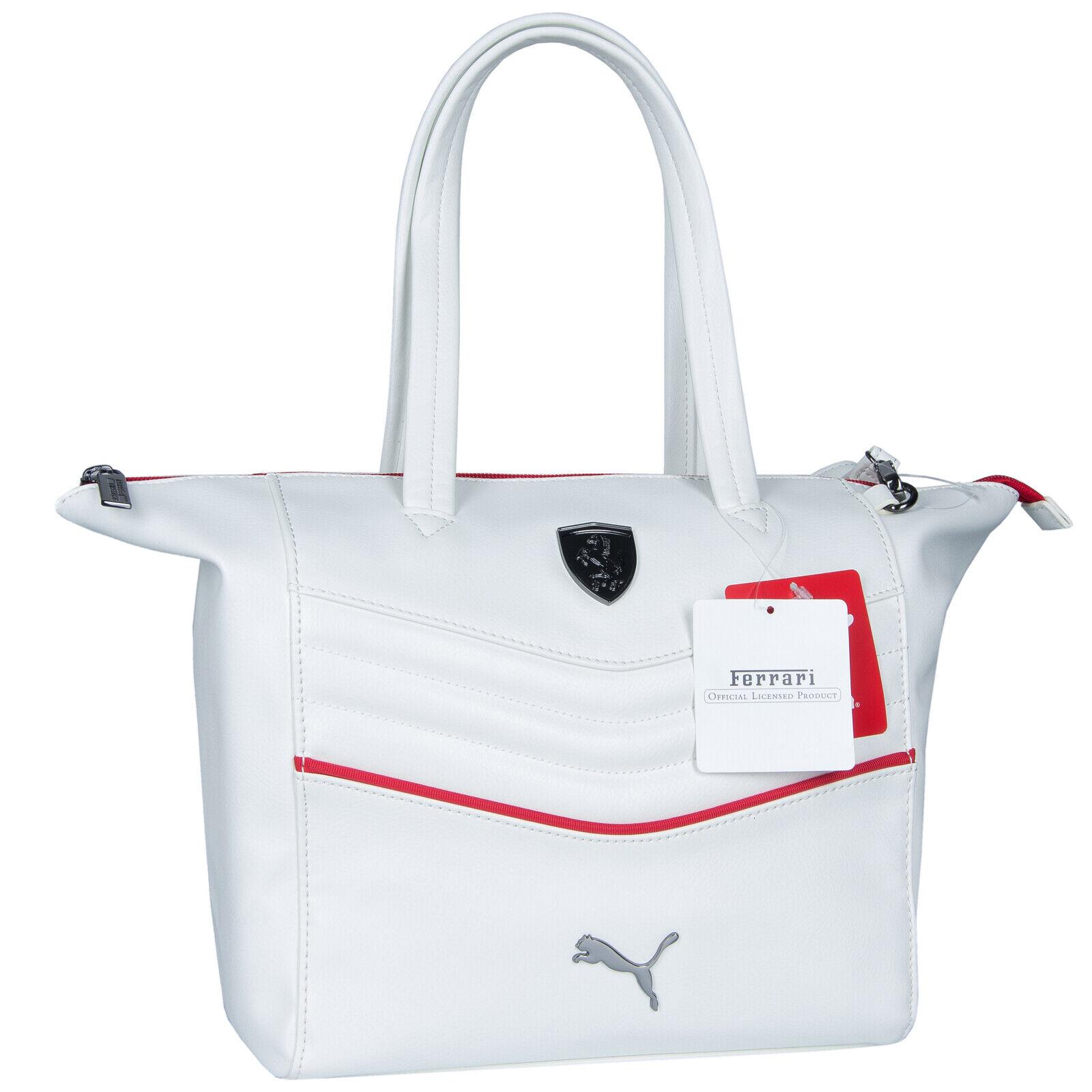 Puma Ferrari Scuderia Womens Hand Bag Bag Handbag Handbag ...