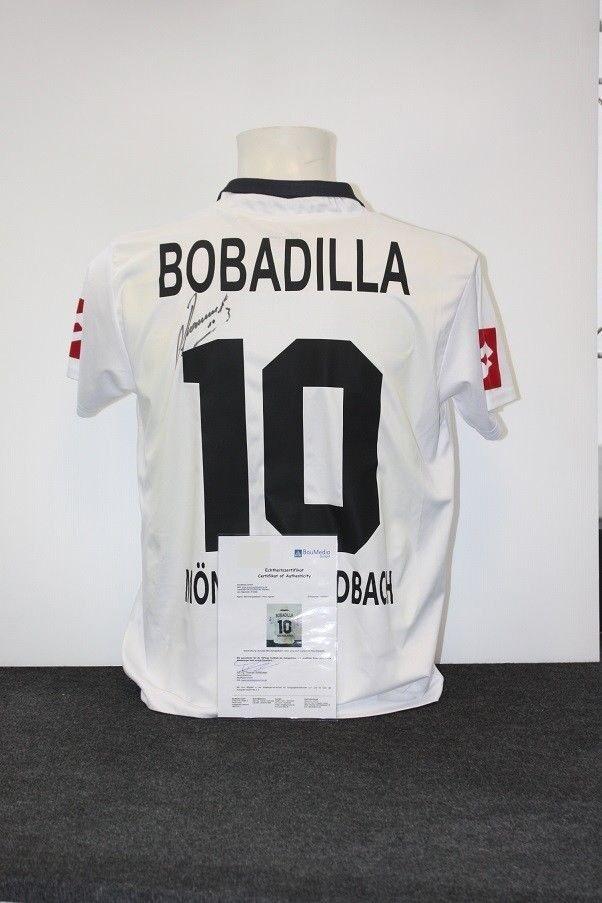 Borussia Mönchengladbach Trikot, Raul Bobadilla signiert, 176  | Verschiedene Arten Und Die Styles
