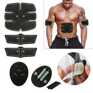 Stimulator-Training-Smart-Abs-Fitness-Gear-Muscle-Abdominal-Toning-Belt-Trainer