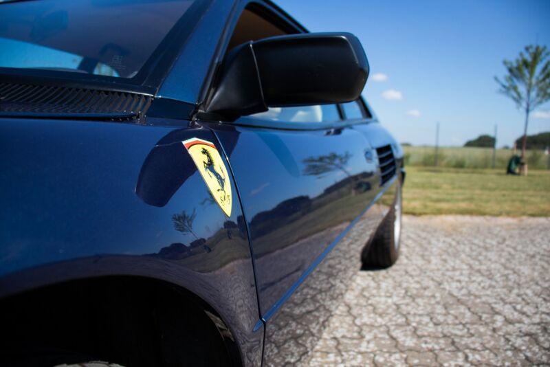 Ferrari Mondial t - 3