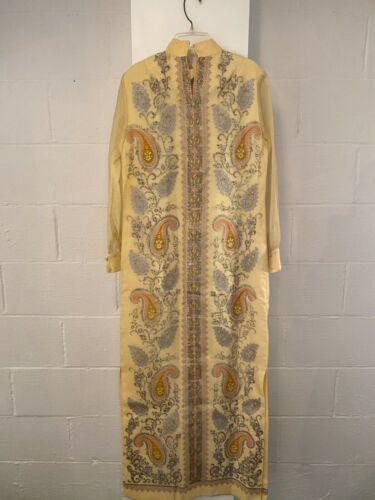alfred shaheen vintage kimono dress