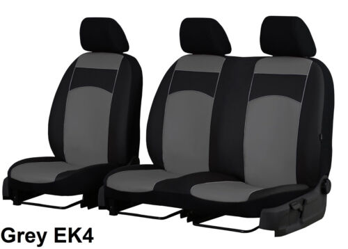 RENAULT MASTER VAN 2003-2010 ECO LEATHER TAILORED SEAT COVERS