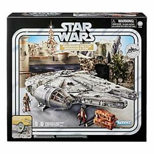 5858750-Star Wars The Vintage Collection - Millennium Falcon (Veicolo elettronic
