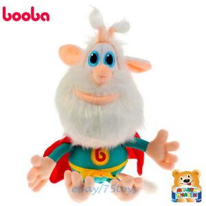 20 cm Multi Pulti Booba Super Hero Talking Musical Plush Toy Brownie Buba 8 in