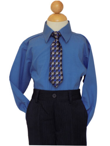 Party Boys Recital Wedding Pinstripe Vest Suit Set,Size: 2T to 14 Holiday