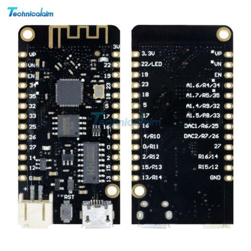 Wemos ESP32 Wifi Bluetooth V1.0.0 Board CH340//CP2104 Based on ESP32 4MB Flash