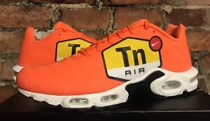 Details about Mens Nike AIR Max Plus NS GPX TUNED TN AIR Running Trainer shoe UK 7 11