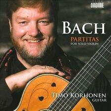 Bach Partitas for Solo Violin, New Music