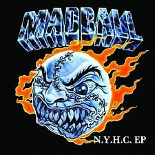 NYHC [EP] by Madball (CD, Apr-2005, Thorp Records)