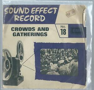 Details about Sound Effect Record