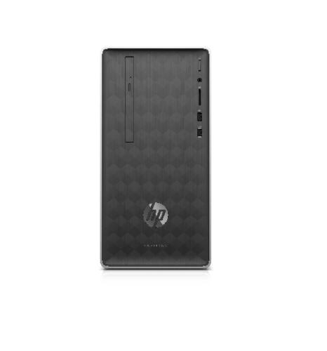 HP-590-p0033w-Pavilion-Desktop-i3-8100-3-6GHz-4GB-RAM-1TB-HDD-Win-10-Home-Ash