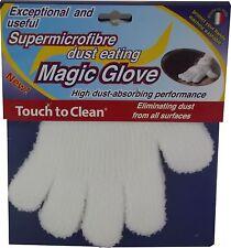 Touch Para Limpieza de Microfibra Polvo comer Guantes Un Par