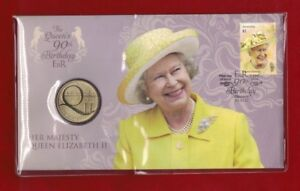2016-Australia-PNC-QE-II-90th-Birthday-Perth-Mint-Issue-Clearance-Price