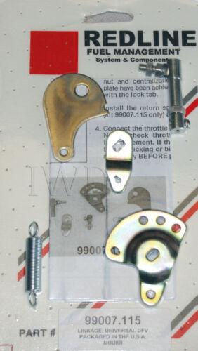 Universal Weber linkage REDLINE kit fits Weber Carburetor 32//36 DFV DFEV DFAV