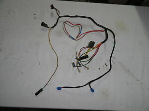 john deere garden tractor 210 212 214 216 wiring harness. Black Bedroom Furniture Sets. Home Design Ideas
