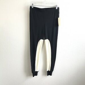 Threads-for-Thought-Juniors-Leggings-Color-Block-Thermal-Organic-Cotton-Size-S